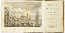 J. Romer, Beschrijving van de verwoesting te Leyden91807) [Foto: Koninklijke Bibliotheek Den Haag]