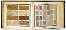 Monsterboek Buntpapierfabrik Aschaffenburg [Foto: Koninklijke Bibliotheek, Den Haag]