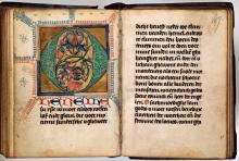 Gebedenboek , Albergen, St. Antoniusklooster (Koninklijke Bibliotheek Den Haag)