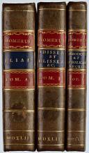 Homerus, Opera omnia (1520) [gebonden voor Bolognaro Crevenna] [Foto: Koninklijke Bibliotheek Den Haag]