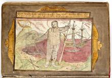 Adriaen Coenen, Vis boock (handschrirft, 1577-1580) [Foto: Koninklijke Bibliotheek Den Haag]