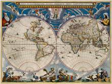 Nieuw vermeerderd en verbeterd groot stedeboek van geheel Italie (1724) (Koninklijke Bibliotheek Den Haag, aanvraagnummer: KW 1050 B 1-4)