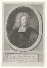 Portret van Jacques Basnage (1705-1714)