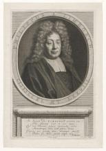 Portret van Philipp van Limborch (1711)