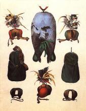 J.M. van de Wall, De valkerij op het Loo (1986, p. 64) [Koninklijke Bibliotheek Den Haag]