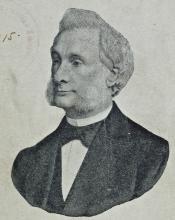 Portret van J.G.R. Acquoy (uit veilingcatalogus 1987)